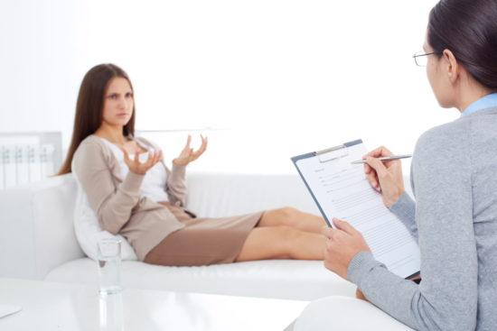 déroulement de la consultation en sexologie